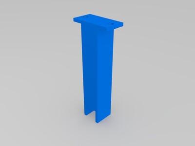 耗材支架-3d打印模型