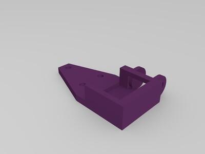 拖链-3d打印模型