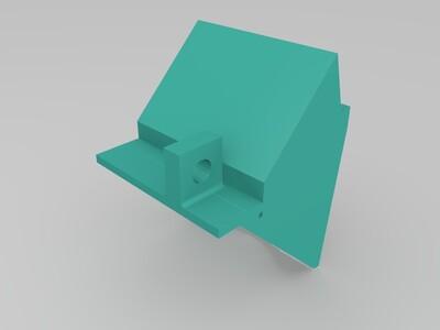 冷却风口-3d打印模型