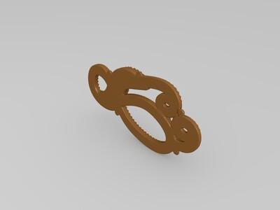 首饰-3d打印模型