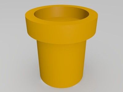 食人花-3d打印模型