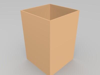 森林灯-3d打印模型