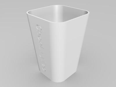 个性收纳盒-3d打印模型