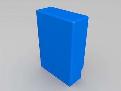 烟盒-3d打印模型