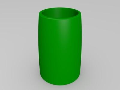 autopot(自主潮汐式栽培系统)-3d打印模型