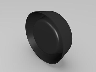 宠物饭盆-3d打印模型