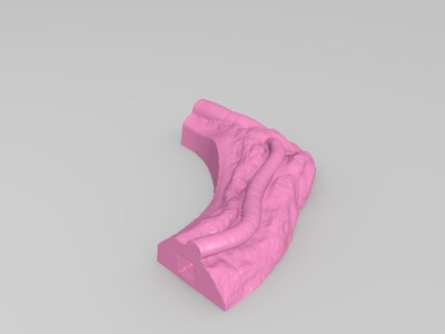 异形卵-3d打印模型