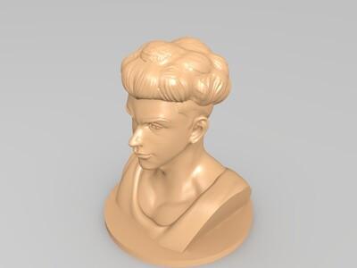 灌篮高手——宫城良田-3d打印模型