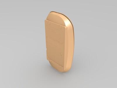 鼠标-3d打印模型