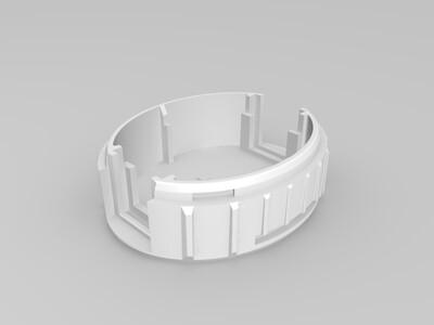 配合件-3d打印模型