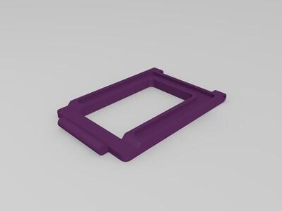 平板支架-3d打印模型