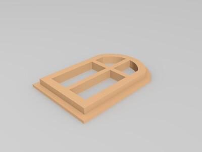 别墅-3d打印模型