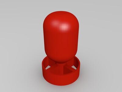 生化危机炸弹-3d打印模型