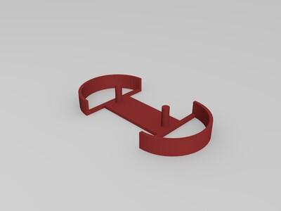 匠心齿轮-3d打印模型