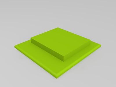 都铎玫瑰盒-3d打印模型