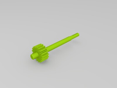 齿轮泵-3d打印模型
