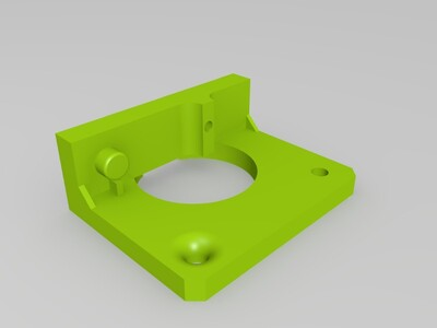 Extruder-3d打印模型