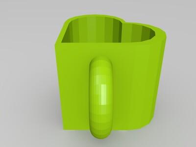 心杯-3d打印模型