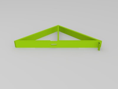 Macbook支架-3d打印模型