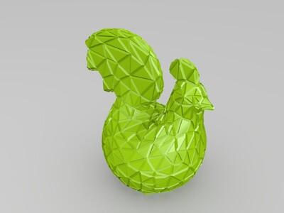 艺术摆件-3d打印模型