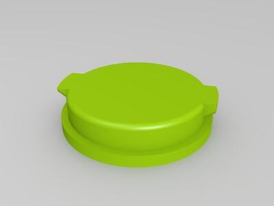 美乐蒂-灯笼存钱罐-3d打印模型