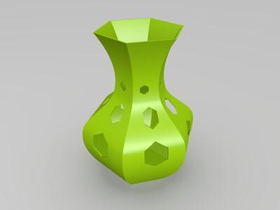 花瓶-8-3d打印模型