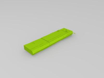 科幻建筑2-3d打印模型