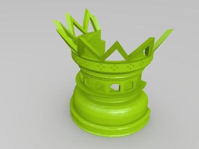 创意小夜灯-3d打印模型
