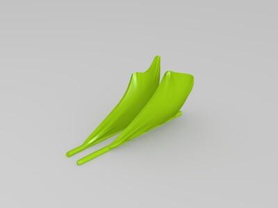 一帆风顺-3d打印模型