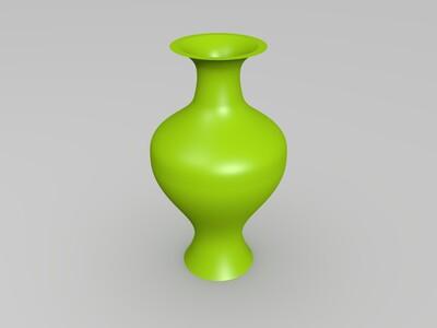 花瓶-9-3d打印模型