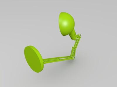 台灯支架-3d打印模型