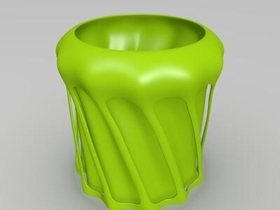 拉苏杯-3d打印模型