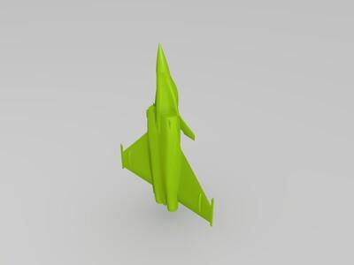 阵风A-3d打印模型