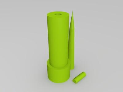 男孩-3d打印模型