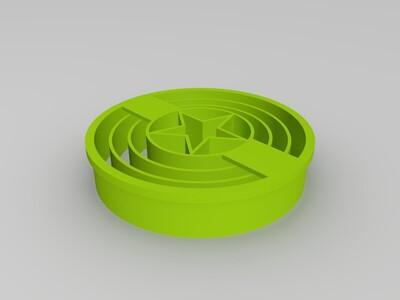 漫威英雄-3d打印模型