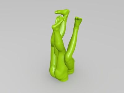 亲吻-3d打印模型