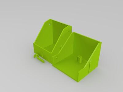 情人节礼物盒-3d打印模型