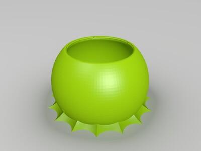 Preassembled Iris Box-3d打印模型