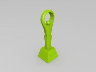 奖杯-3d打印模型