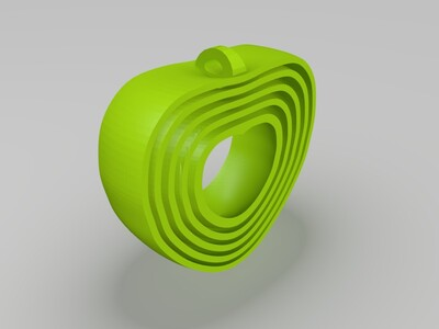 情人节礼物-3d打印模型