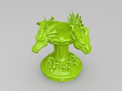龙灯-3d打印模型