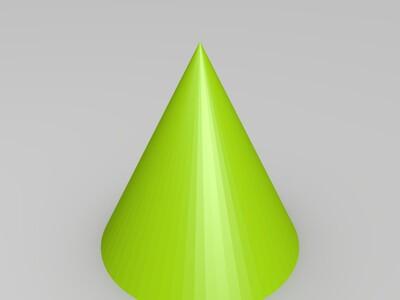 锥式-3d打印模型