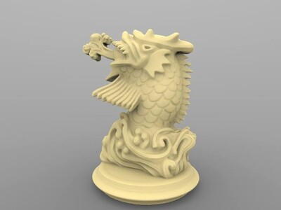 鼻烟壶-3d打印模型
