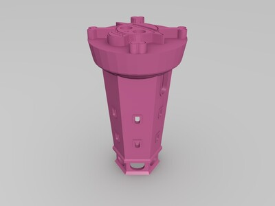 海贼王印章-3d打印模型