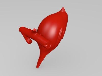雀鸟-3d打印模型
