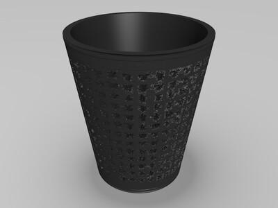 心经灯罩-3d打印模型