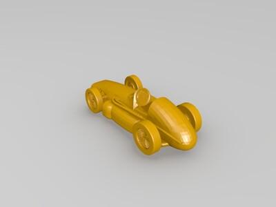 3D打印法拉利赛车-3d打印模型