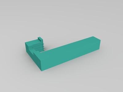教学楼-3d打印模型