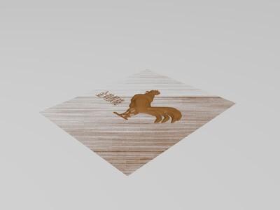 雄鸡-3d打印模型