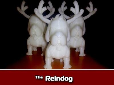 圣诞狗装饰